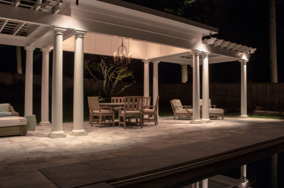 Outdoor Wall Lighting Is a Must This Summer